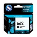 HP Catrigde-Tinta 662 negro